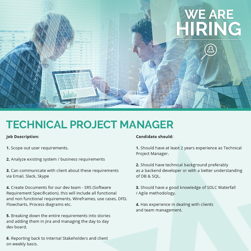Technical Project Manager from Monstar Lab Pte Ltd Phil ROHQ