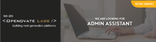 Admin Assistant from Sterling Openovate Corp.